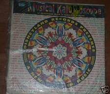 Disney A Musical Kaleidoscope Album Record BV-1301