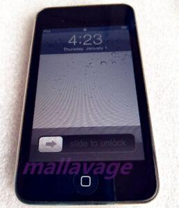 Apple iPod Touch 1st  /2nd / 3rd/ 4th  generation /8GB/16GB/32GB/64GB