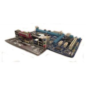 Gigabyte GA-B75M-D3V Rev. 1.1 Micro ATX Socket 1155 Motherboard with I/O Shield