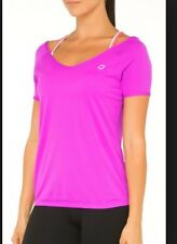 Lorna Jane Ladies Emily Excel Exercise T Shirt Top Size: XS BNWT