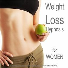 New Weight Loss Hypnosis for WOMEN CD - Lose Weight Hypnotherapy