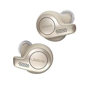 Jabra Elite 65t Gold Beige True Wireless Earbuds (Manufacturer Refurbished)