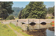 Derbyshire Postcard - Sheepwash Bridge - Ashford in The Water    SL293