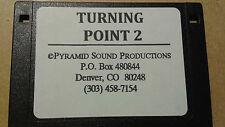 KURZWEIL ~ TURNING POINT 2 ~ Floppy Disk K2000/k2500 w/100 VAST PROGRAMS!!!