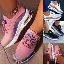 Женские спортивные кроссовки на шнуровке тренажерный зал на открытом воздухе, бег, ходьба, повседневные плоские туфли