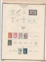 mozambique stamps page ref 17093