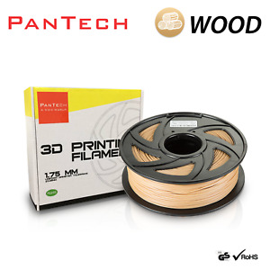 1Kg PanTech 3D Printing Filament WOOD Printer TOP RAW Material PLA BASED PLS