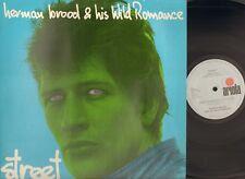 HERMAN BROOD STREET foc LP GATEFOLD 1977 Herman Brood & His Wild Romance