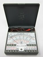 Tester ICE microtester 80  multimetro analogico di precisione measurement