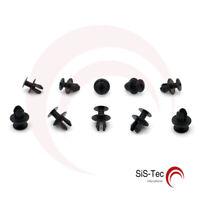 10 x Spreiznieten Befestigungsclips für VW Polo (6N2) (9N_) - 70186729901C