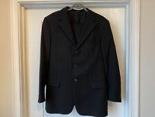 Men's Versace 2 Piece Wool Suit (EU 52R US 42R)