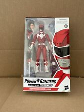 Red Ranger Mighty Morphin Power Rangers Lightning Collection Hasbro Jason Mmpr