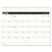 At-A-Glance Contemporary Small Monthly Desk/wall Calendar - PM170X28