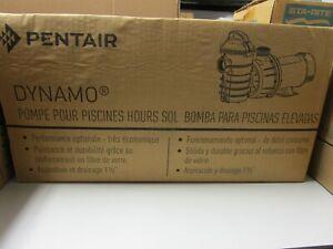PENTAIR DYNAMO ABOVE GROUND PUMP 1.5HP, 115V  #340210 - NEW
