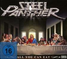 All You Can Eat (CD+DVD) von Steel Panther (2014)