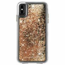 CaseMate Waterfall Case For iPhone Xs Max Gold - NEW