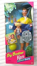 1996..BIG BROTHER KEN & BABY BOTHER TOMMY..DOLL..IN BOX