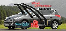 PEUGEOT 207 5D SW- ESTATE 2006 - 2016  Wind deflectors 4.pc  HEKO  26130