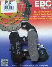 EBC/FA157 Brake Pads (Rear) - Suzuki RG125FUN, DR650RS, DR750SK, DR800SL DR-BIG