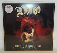 DIO - FINDING THE SACRED HEART - NUMBERED - WHITE - RSD 2020 - 2 LP