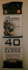 2011 PANINI PRESTIGE NFL FOOTBALL Relic/Auto/Patch JUMBO HOT PACK