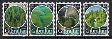 GIBRALTAR  2011 EUROPA (FORESTS)  SET NEVER HINGED MINT
