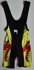 Specialized Bib Shorts Vintage Black Yellow Cycling Men's