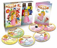 C'era una volta Pollon  Serie Completa - Cofanetto con 6 Dvd - Nuovo Sigillato