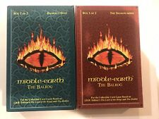 Middle-earth CCG MeCCG Balrog Set Boxes Instructions Balrog's Host Shadow Deeps