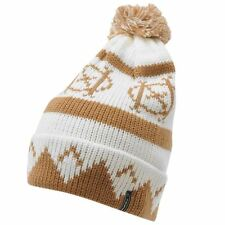 MENS ONEILL BILLBOARD BEANIE. BROWN.   RRP £29.99   BNWT NEW