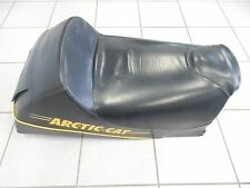 ARCTIC CAT SNOWMOBILE 2003 FIRECAT 500 F5 CARB BLACK SEAT 7998-855