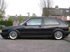 Volkswagen VW Golf Mk 2 1984-1992 Half Size Car Cover