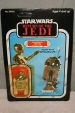 Vtg. Star Wars. Return Of The Jedi. (R2-D2) Figure, Original. 1983. Read Details