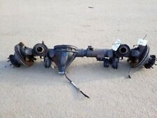 14-17 DODGE RAM 3500 FRONT AXLE ASSEMBLY 4.44 RATIO SINGLE REAR WHEEL