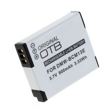 OTB Accu Batterij Panasonic Lumix DMC-TZ70 - 900mAh Akku Battery