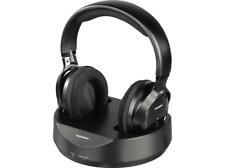 Auricular inalámbrico televisión - Thomson WHP3001BK Negro Supraaural Diadema