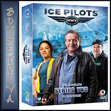 ICE PILOTS - COMPLETE SERIES 2 **BRAND NEW DVD **