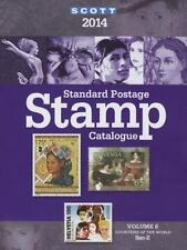 2014 Scott Standard Postage Stamp Catalogue Vol. 6 : Countries of the World San-
