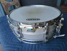 """Ludwig 5""""X14"""" Blue & Olive Acrolite Snare, New P-85 and Snares Late 70's  #SD61"""