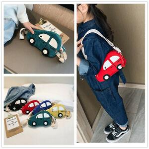 Kids Fashion Messages Shouder Bag Car For Girls Boys Toddler