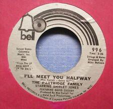 The Partridge Family - I'll Meet You Halfway - 1971 Teen Pop 45