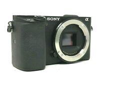 [BROKEN] Sony Alpha a6300 24.2 MP Digital SLR Camera - Black (Body Only)