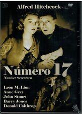 Numero 17 (DVD Nuevo)