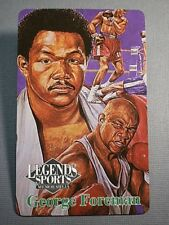 George Foreman - 1996 IGN Phone Card - Boxing
