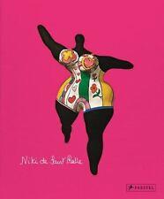 NIKI DE SAINT PHALLE  by Christiane Weidemann pub Prestel