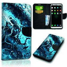 Bolsa de móvil flip cover, funda protectora, funda, protección plegable bolsa estuche Wallet bumper nbt-72