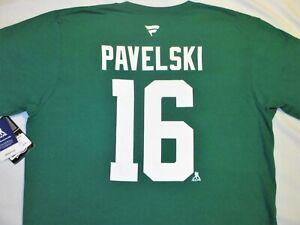 Men's DALLAS STARS #16 Joe PAVELSKI Jersey T-SHIRT Fanatics $40 NWT NHL Hockey