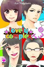 LOVELY COMPLEX TWO Volume unico - PLANET MANGA PANINI - NUOVO