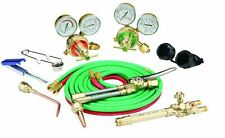 Heavy Duty Professional Oxygen and Acetylene Brass Welding Gas Regulators Kit