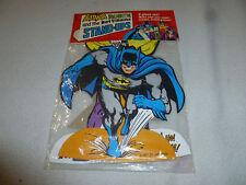 NEW IN PACKAGE BATMAN STAND-UPS RARE SET 1977 DC COMICS JOKER ROBIN CAT WOMAN 5>